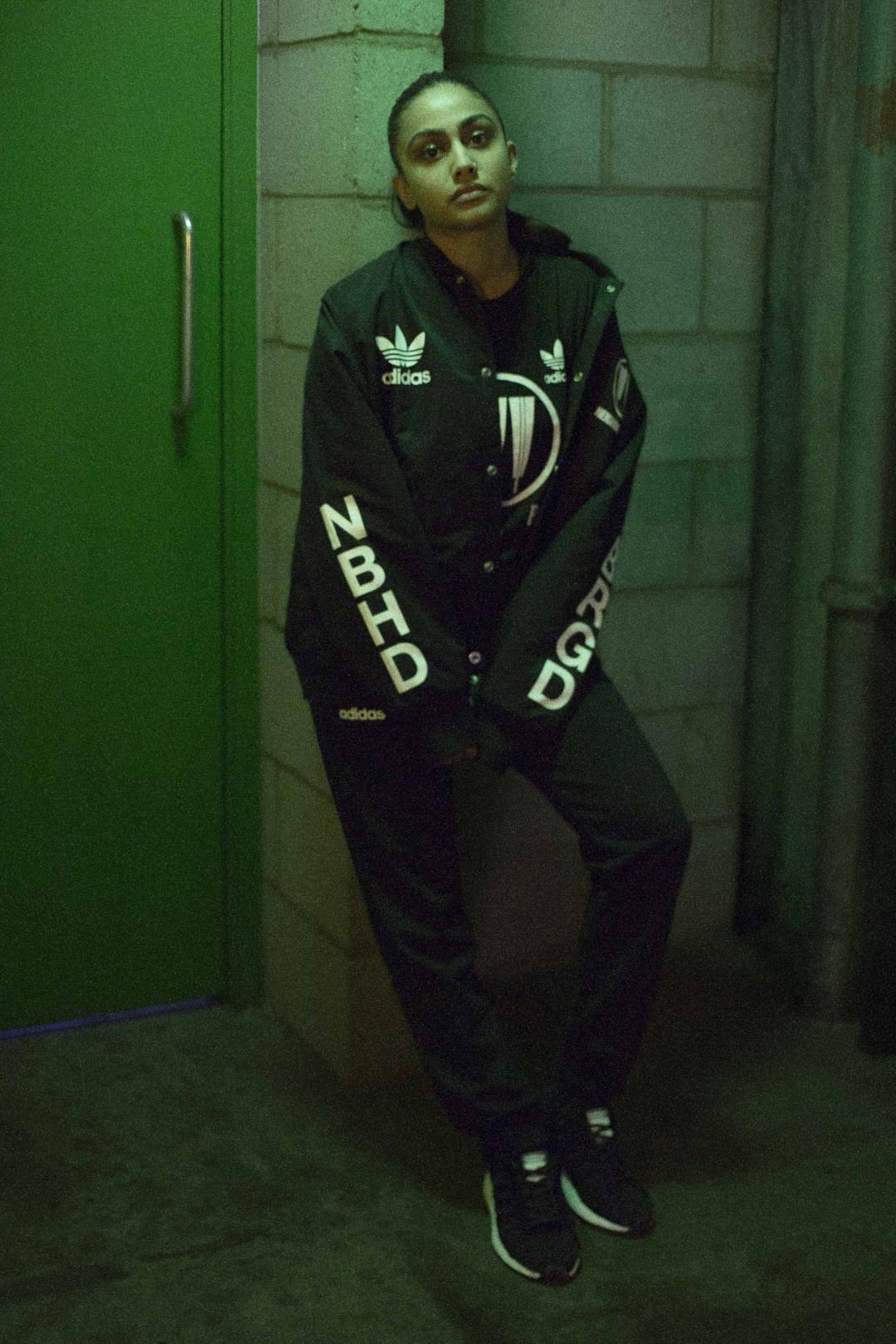 「adidas Originals by NEIGHBORHOOD」