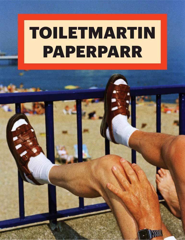 『Toilet Martin Paper Parr』 Martin Parr / TOILETPAPER