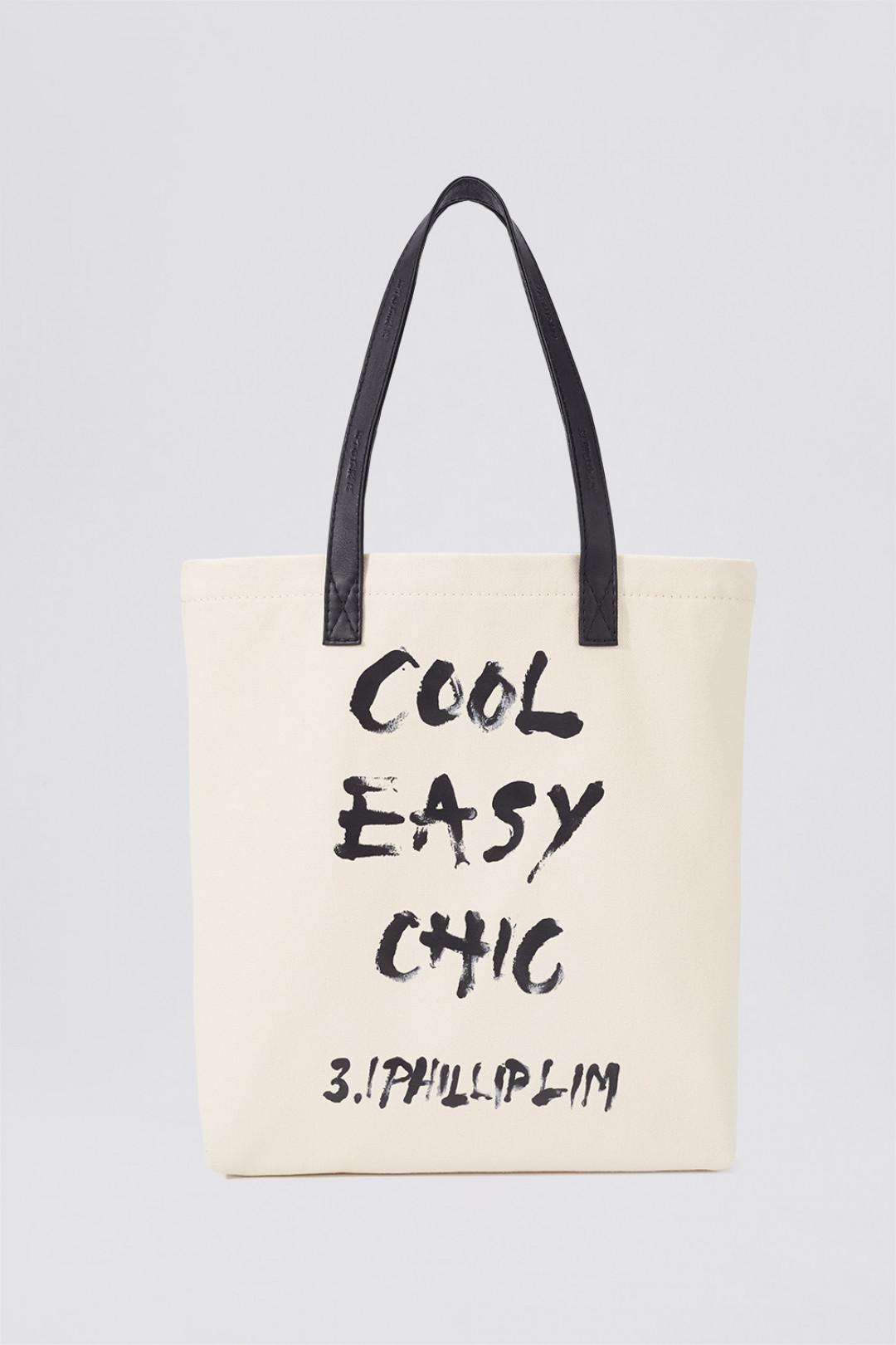 「ノース・サウス(NORTH SOUTH)『COOL, EASY, CHIC』スリムトート」(2万8,000円)