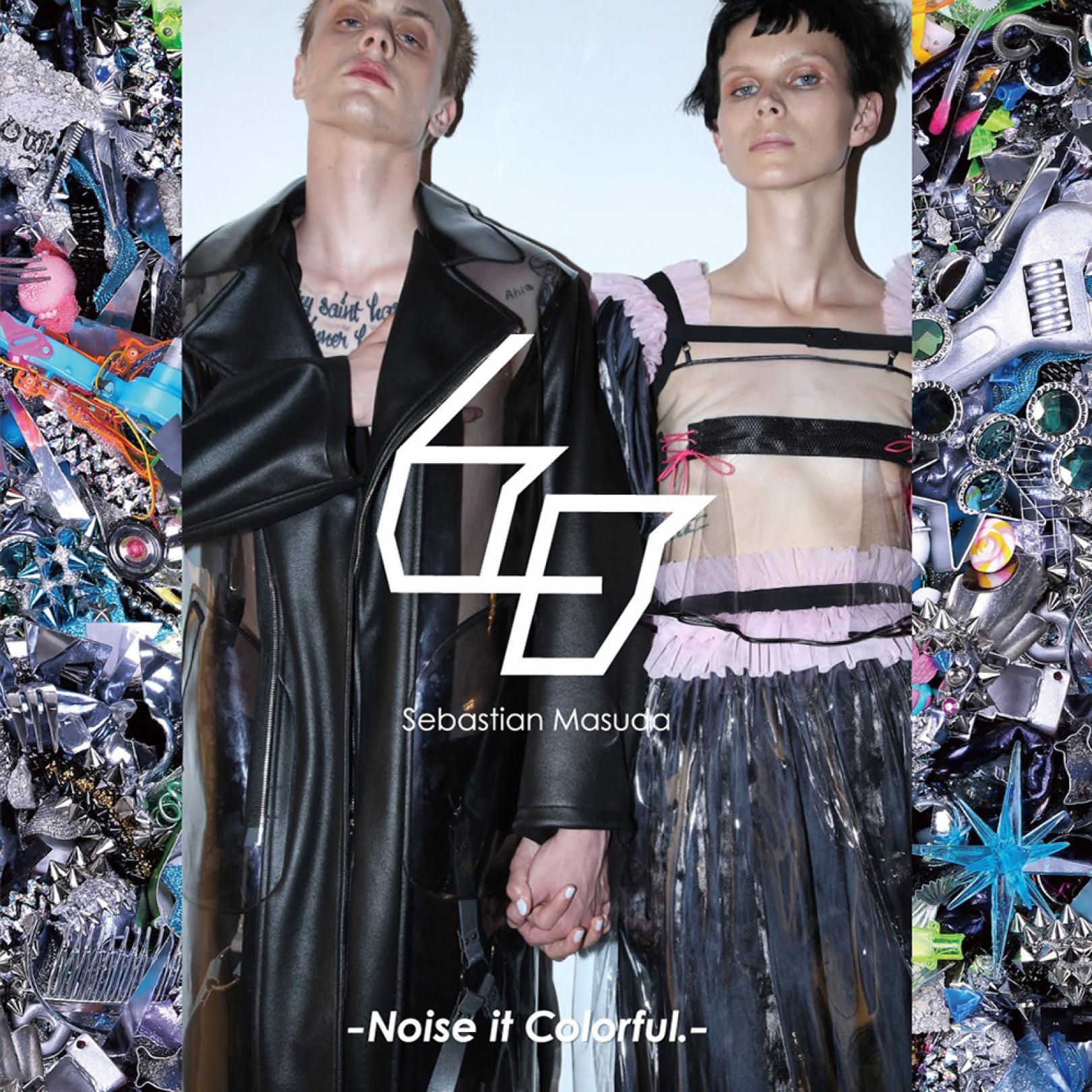 期間限定ショップ「6-D Sebastian Masuda –Noise it Colorful.-」オープン