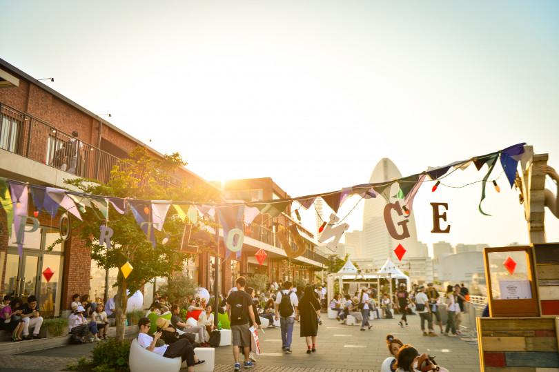 今年で開催14回目を迎える「グリーンルーム フェスティバル(GREENROOM FESTIVAL)」が、5月26日から2日間横浜赤レンガ地区野外特設会場にて開催