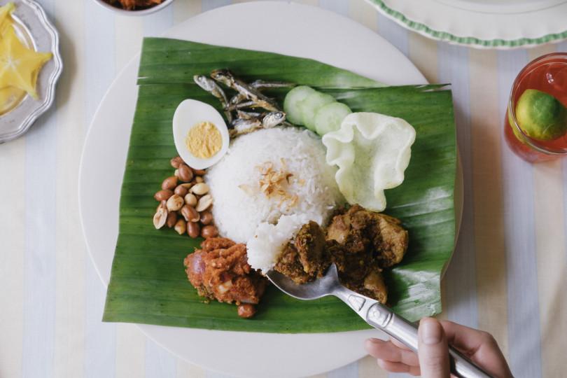 ワールド・ブレックファスト・オールデイにマレーシアの朝ごはん登場