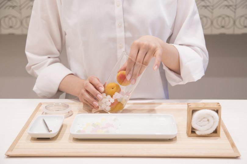 梅体験専門店「蝶矢」が京都にオープン