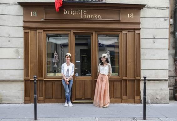 伊勢丹新宿店で「フランスウィーク」開催。本館3階=リ・スタイルにてパリの蚤の市をイメージしたプロモーションを展開中。