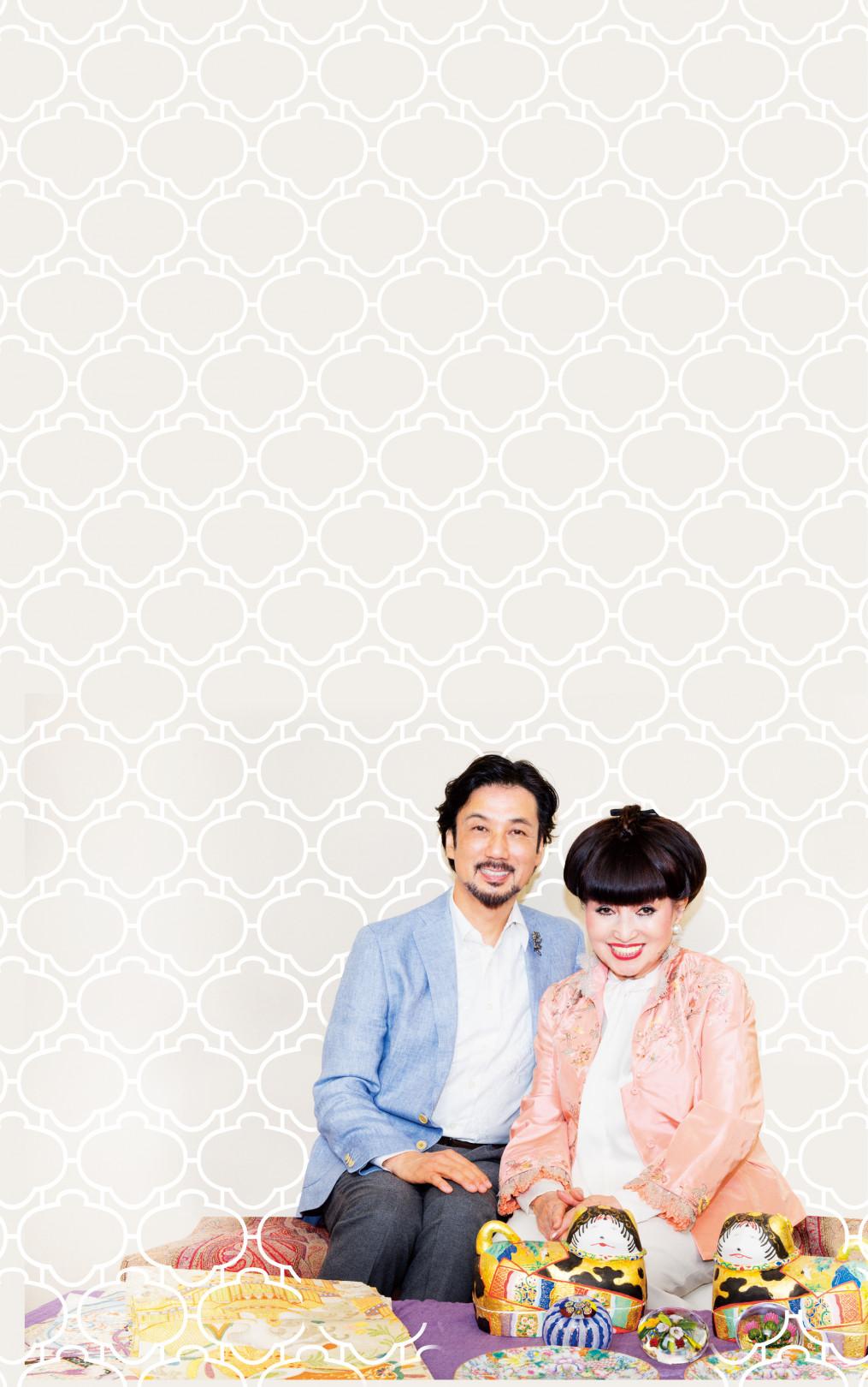 黒柳徹子×田川啓二、数十年に渡る珠玉のコレクション! 横浜髙島屋ギャラリーにて展示