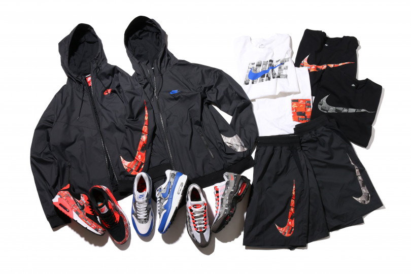 """NIKE×atmos """"WE LOVE NIKE"""" PACK SPECIAL EDITION for AIR MAX"""