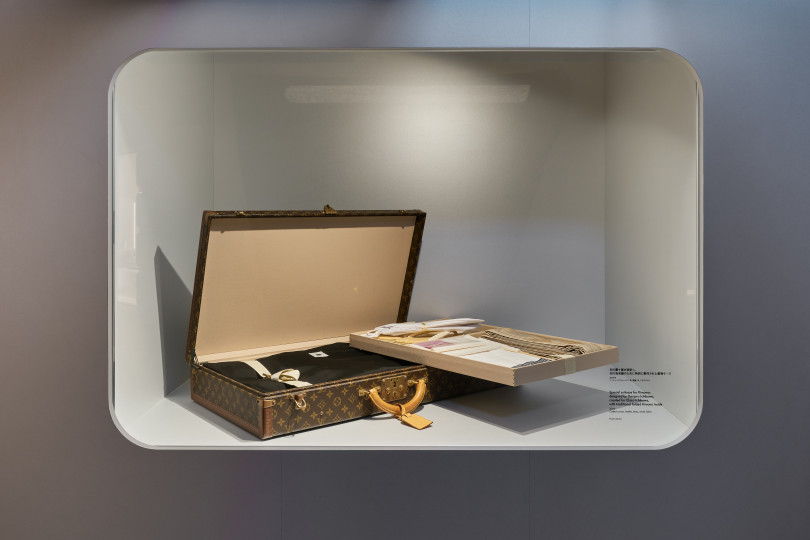 ルイ・ヴィトンによる「TIME CAPSULE」展@阪急うめだ本店(7月14日から8月1日)