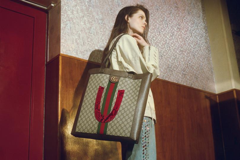 「Gucci DIY」の新プログラムがグッチ公式オンラインショップ限定でスタート