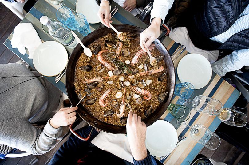 シーフードレストラン「チリンギート エスクリバ」が渋谷ストリームにオープン