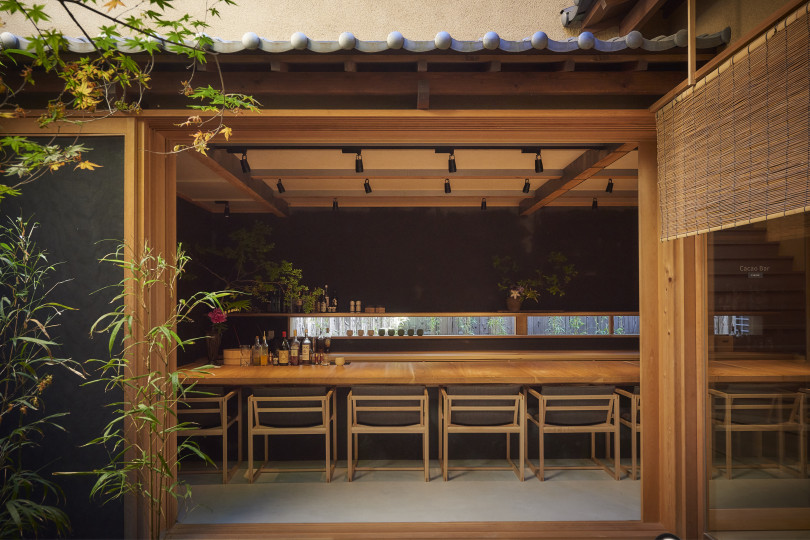 ダンデライオン・チョコレート京都東山一念坂店に「CACAO BAR」が正式オープン