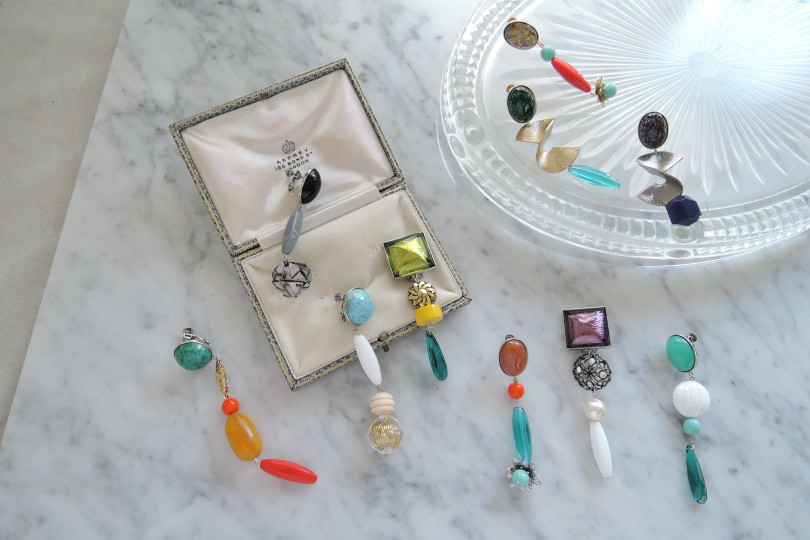 ADER.bijoux EARRING & PIERCE CUSTOM MADE EVENT