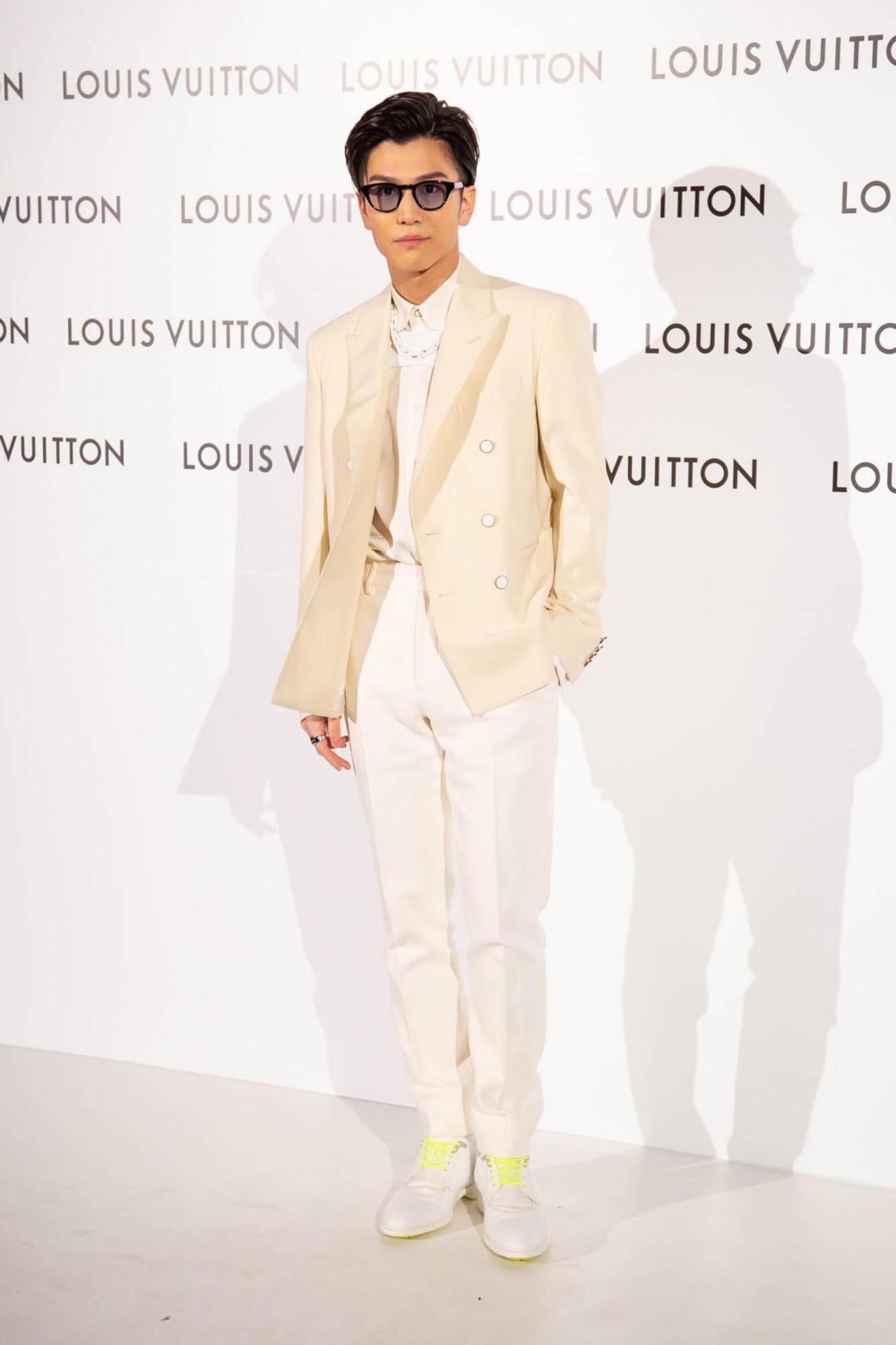 「Louis Vuitton Men's SS19 Pop-Up Store」