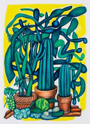 『Bildrausch. Drawings 1966 – 2018』Walter Pfeiffer