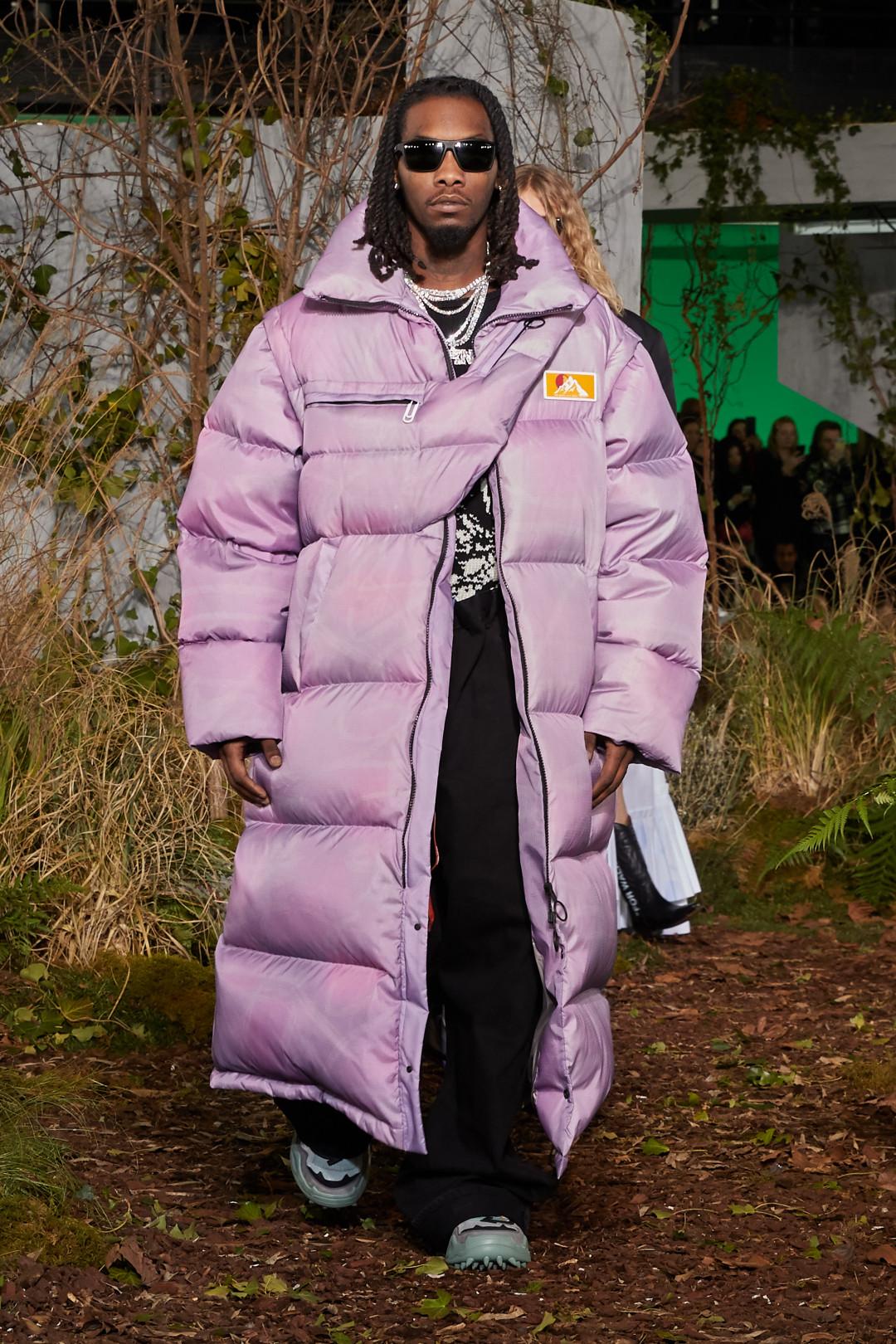 オフ-ホワイト c/o ヴァージル アブロー™2019-20年秋冬メンズコレクション