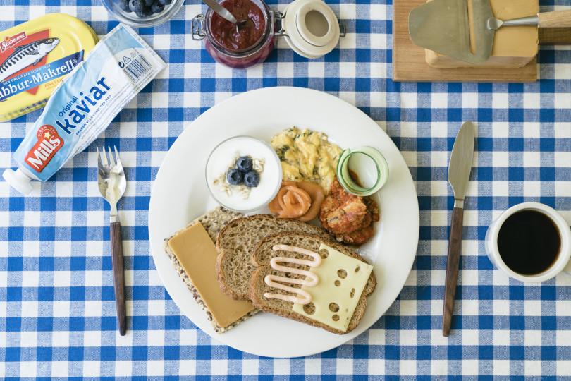 ワールド・ブレックファスト・オールデイ、8月1日から9月29日はノルウェーの朝ごはんが登場