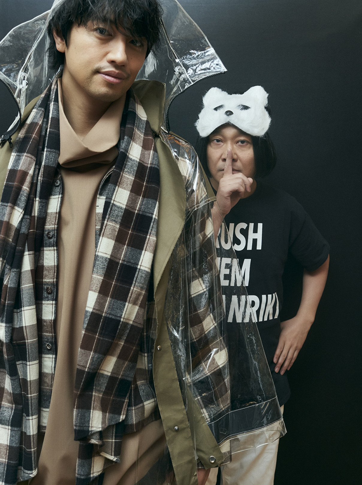 永野、斎藤工、金子ノブアキらによるクリエイティブ集団「チーム万力」。TGC出演をきっかけに描かれた永野の頭の中『MANRIKI』【INTERVIEW】