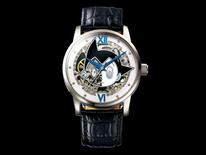 もちろん機械式!手塚プロダクション監修の鉄腕アトム腕時計