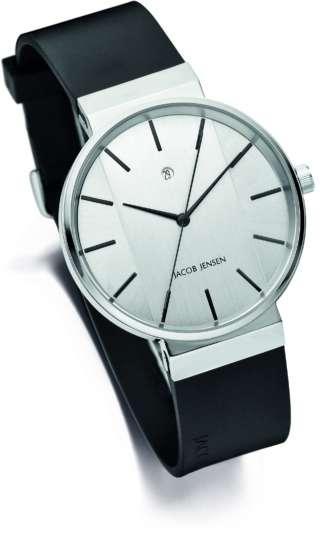 巨匠ヤコブ・イェンセンの遺志を宿したミニマルデザインな腕時計