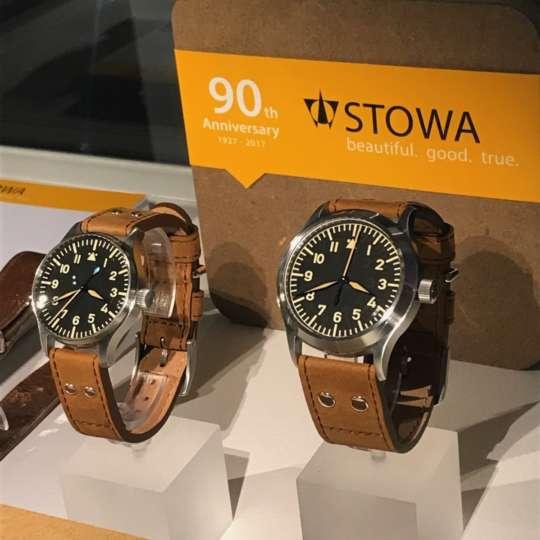 原型はWW2ドイツ空軍制式モデル!STOWA数量限定パイロットウォッチ