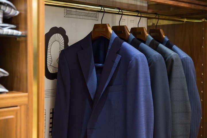 【スーツの基礎知識】日常的なメンテナンス術 4つのポイント