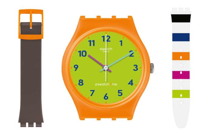 遊び心と好みの色を組み合わせよう!カスタムSwatchが楽しい!