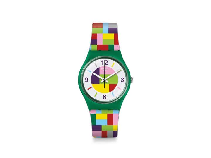 デザイン性で選ぶならコレ!スウォッチの新作時計で手元に遊びを