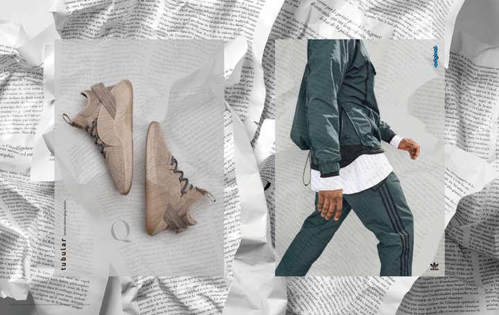 ファットなソールにプライムニットをプラス!adidas「TUBULAR」新モデル