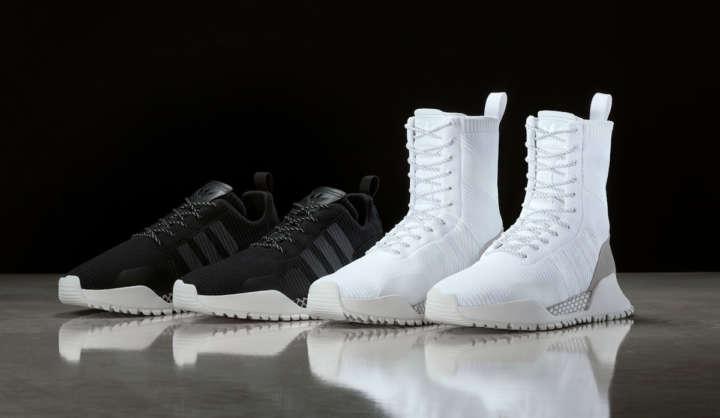 どちらを選ぶ? adidasの秋冬新作はハイカット&ローカットが揃い踏み