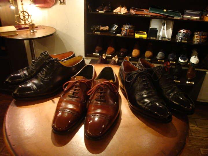 きれいな靴はビジネスの基本!専門店で靴磨きのコツを教えてもらった