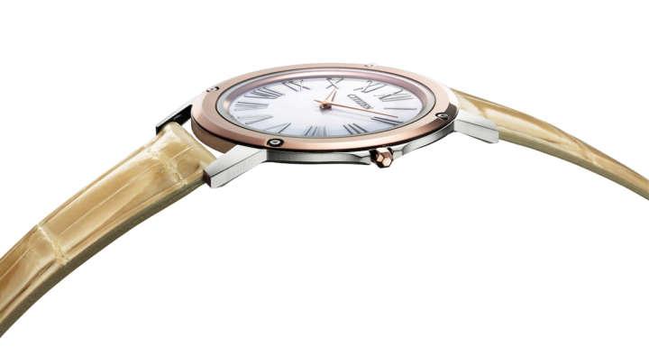ケースを刷新!世界最薄光発電時計「エコ・ドライブ ワン」がより美しく
