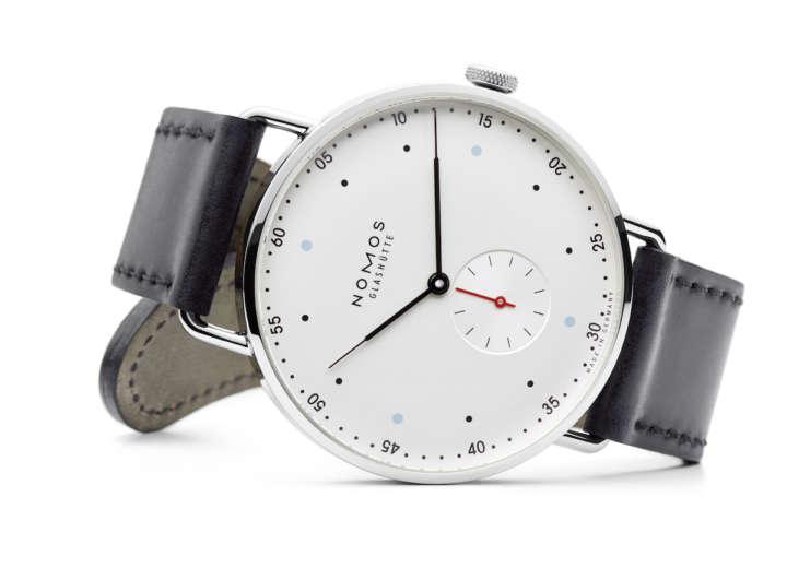 """""""時を刻む""""という表現が相応しいドイツブランドの腕時計"""