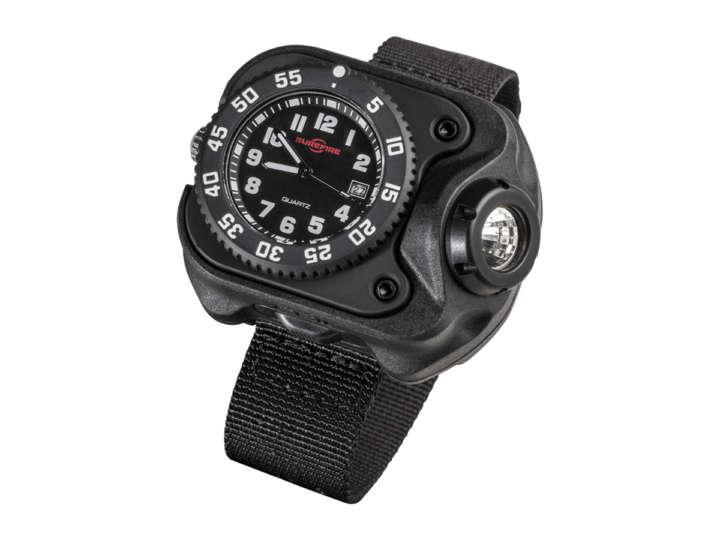 [Gear Maniax #049] ガジェット感満点!SUREFIREの腕時計ライト