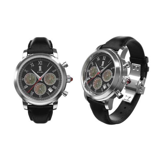 1万8432通りのカスタムが可能!世界で一つだけの時計を手に入れる