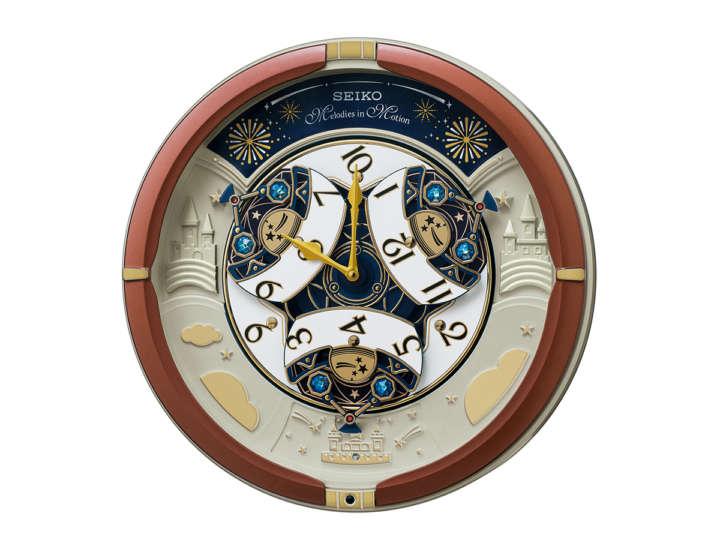からくり時計の歴史に浸れる30周年記念モデルは「花火」がモチーフ
