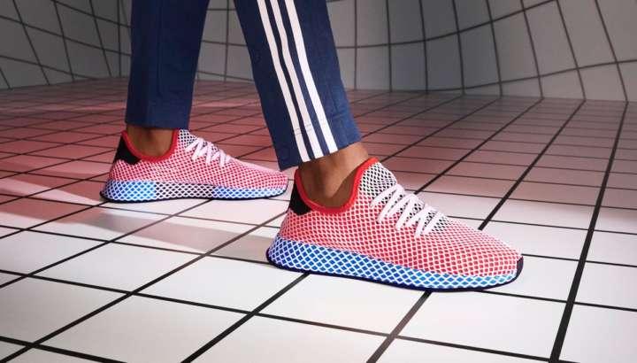 adidasのニューシルエットはカラーもデザインも一味違う!
