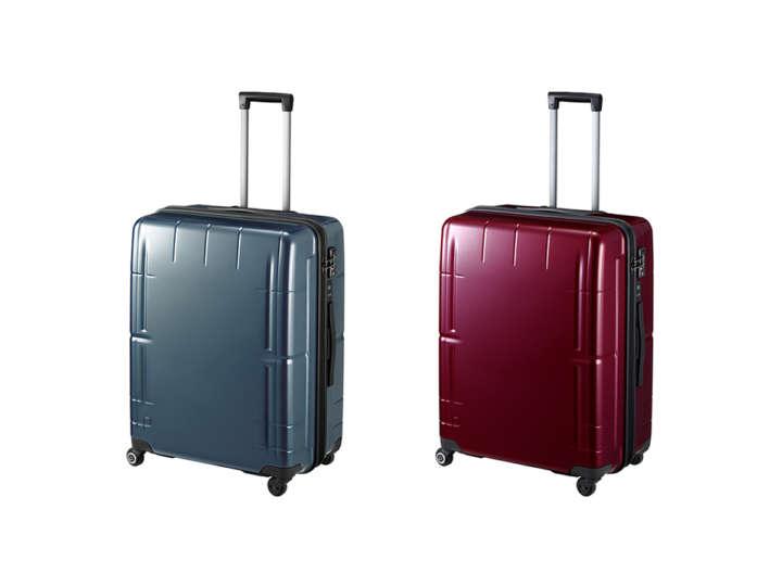 買い物三昧でも不安なし!重さが測れるスーツケース