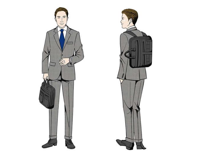 """最新ビジネスファッションを取り入れ""""コギレーマン""""に変身【スーツ編】"""