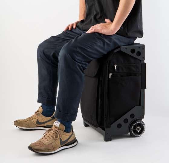 移動や収納に超便利な個性派スーツケース5選 【旅の便利道具】
