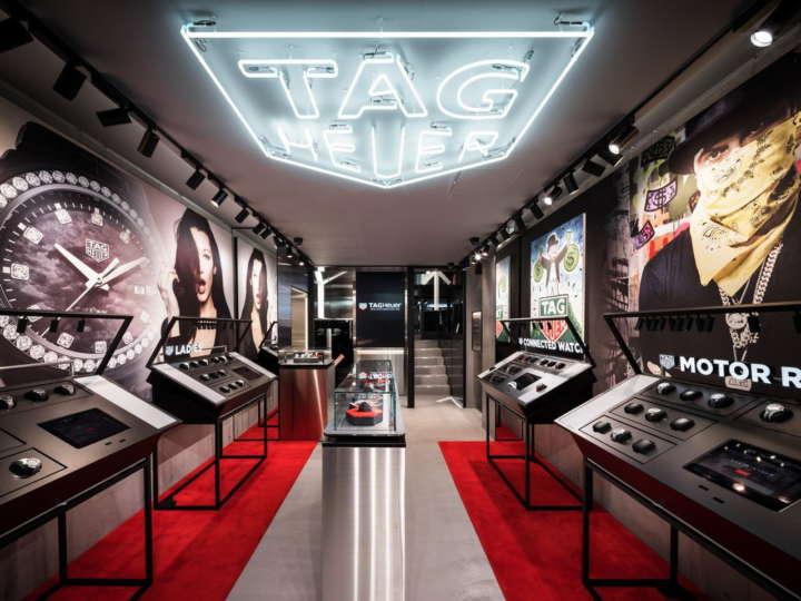 世界で銀座店のみ!タグ・ホイヤー「iTAG」が変える時計の購入スタイル