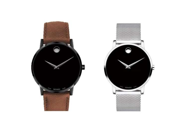 削ぎ落とされたミニマルフェイスが世界観を表現する腕時計