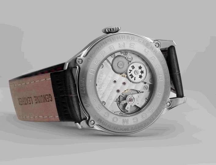 人類初の宇宙飛行時に連れて行った時計はやはり手巻きだった
