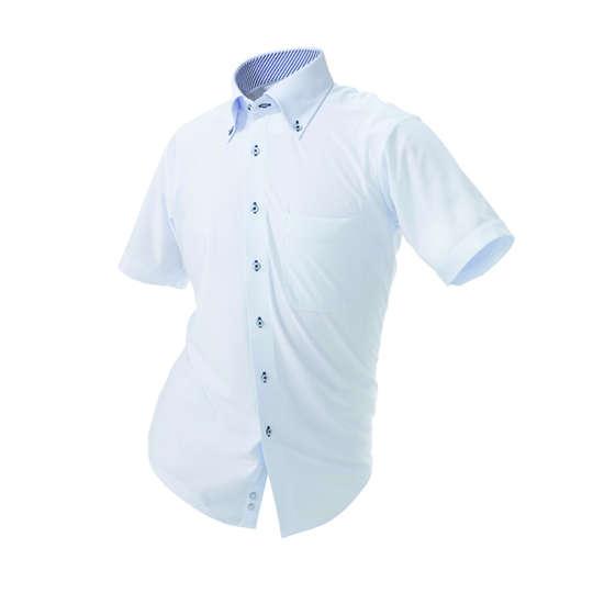 半袖だって体は暑い!だからこそシャツは通気性のイイものを