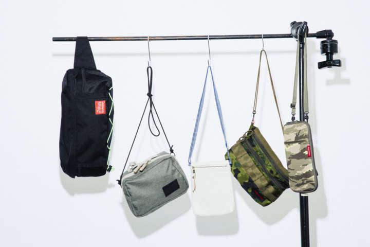 シンプルな夏ファッションを賢く盛れる実用的ミニバッグ5選【夏小物特集③】