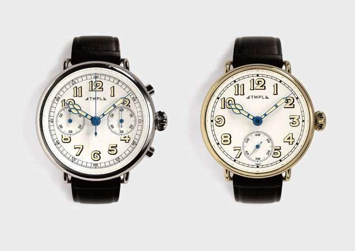 100年前に生まれた腕時計って、どんなのか知ってる?