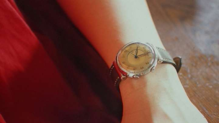 腕に止まって鳴くセミ。腕時計ジャガー・ルクルト「メモボックス」 映画監督・平野勝之「暮らしのアナログ物語」【24】