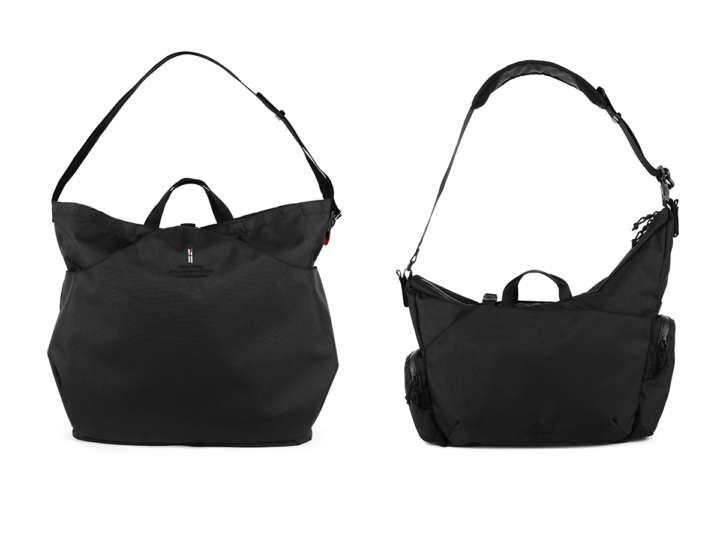 Helinox社が手掛けるバッグはやっぱり機能的!