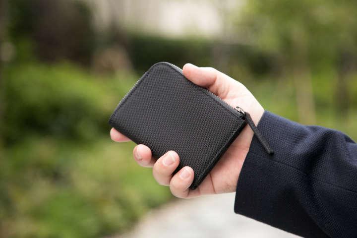 手のひらサイズのこの小さい財布、意外と大容量なんです ―「小さい財布」製作日記④