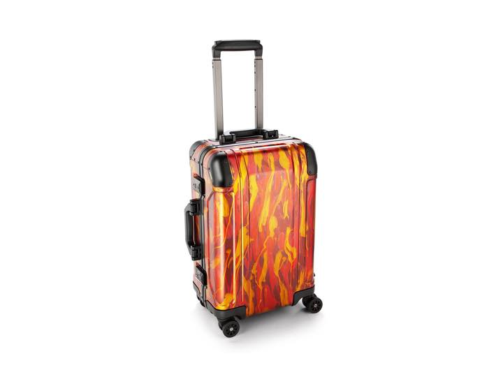 ちょっと宇宙旅行へ!と言いたくなるゼロハリの個性派スーツケース