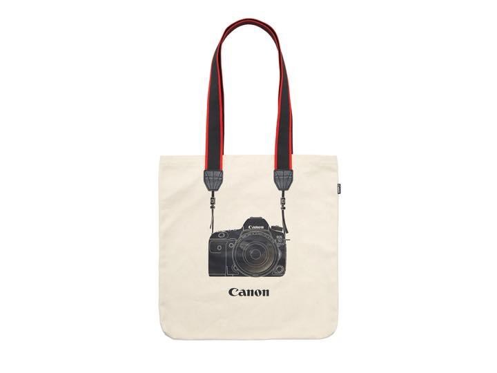 これは欲しくなる!持ち手がカメラストラップのキヤノン公式トートが発売