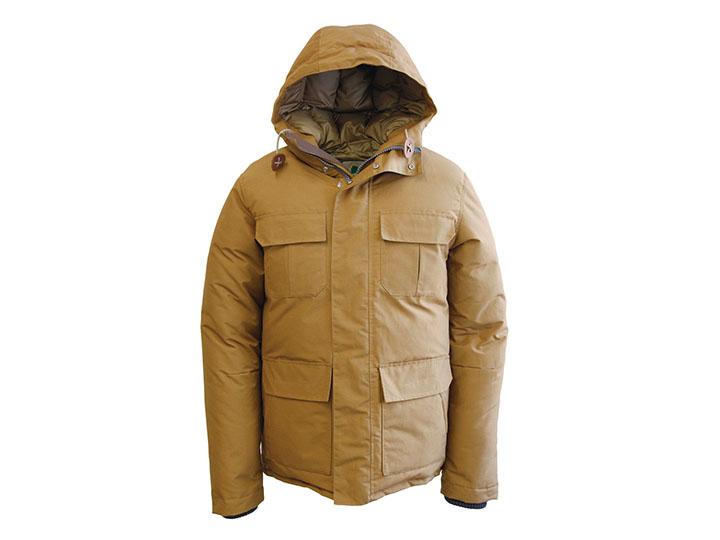 マウンテンパーカー?ステンカラーコート?新作ダウンで冬対策